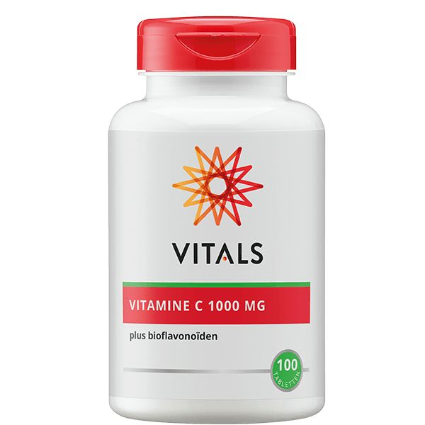 Vitamine C 1000 mg plus 100tb