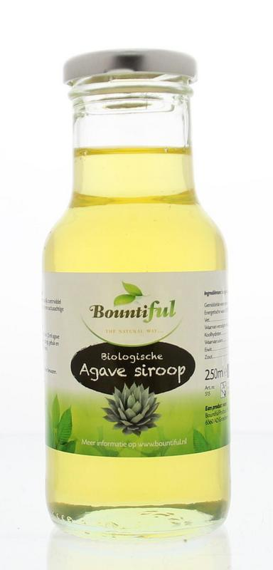 Agavesiroop 250ml